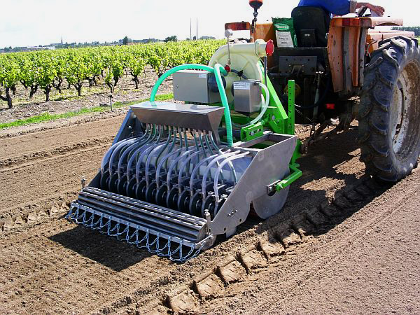 Koppert sowing machines