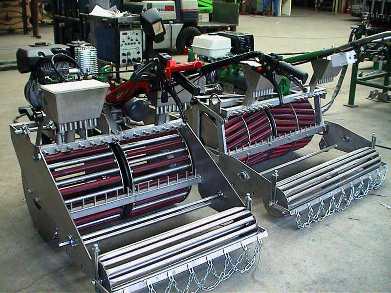 Koppert sowing machines (Used)